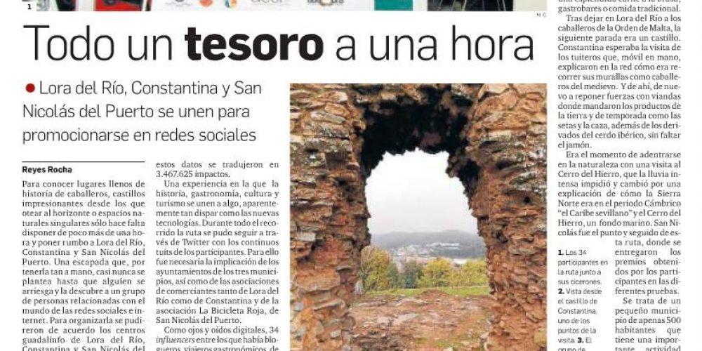 Artículo Diario de Sevilla