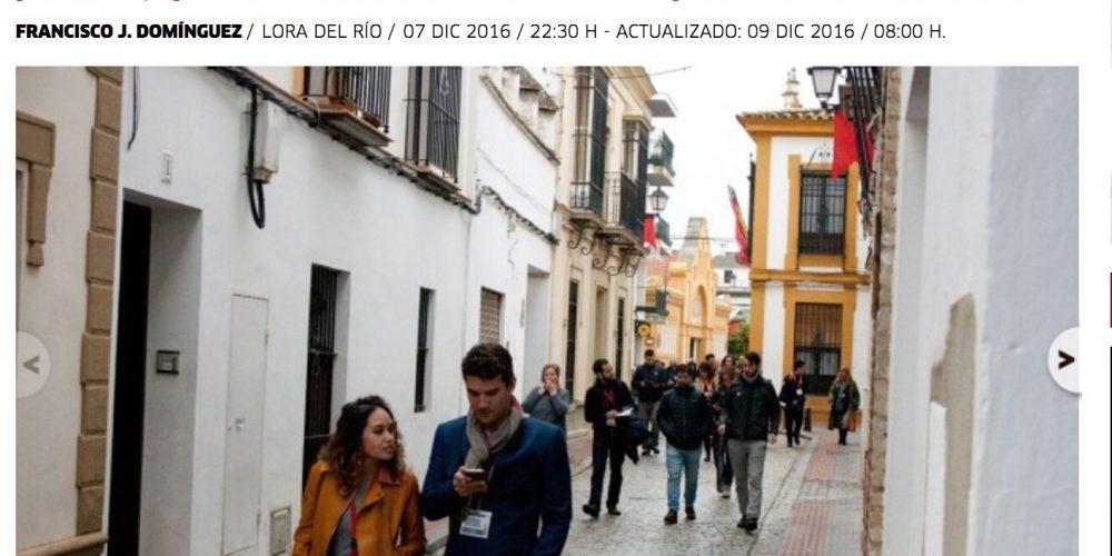Artículo El Correo de Andalucía